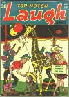 Cover For Top Notch Laugh Comics 38