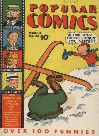 Large Thumbnail For Popular Comics #26