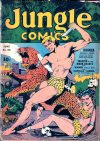 Cover For Jungle Comics 42