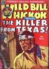 Cover For Wild Bill Hickok 9