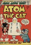 Cover For Atom the Cat 16