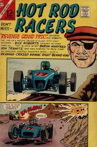Large Thumbnail For Hot Rod Racers #10