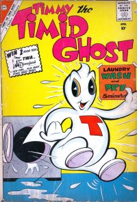Large Thumbnail For Timmy the Timid Ghost #20