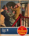 Cover For Sexton Blake Library S3 177 The Riddle of the Russian Bride