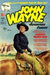 Cover For John Wayne Adventure Comics 1