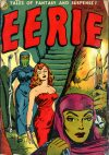 Cover For Eerie 15