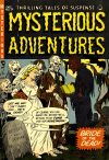 Cover For Mysterious Adventures 17