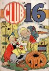 Cover For Club 16 3