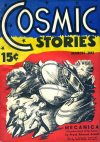 Cover For Cosmic Stories v1 1 Mecanica Frank Edward Arnold