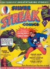 Cover For Silver Streak Comics 11