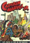Cover For Captain Marvel Jr. 20