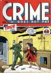 Cover For Crime Does Not Pay 45