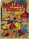 Cover For Fantastic Comics 7 (paper/12fiche)