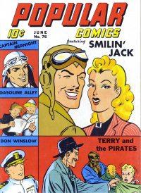 Large Thumbnail For Popular Comics #76