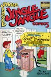 Cover For Jingle Jangle Comics 32