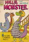 Cover For Millie the Lovable Monster 2