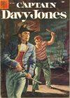 Cover For 0598 Captain Davy Jones