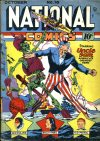 Cover For National Comics 16