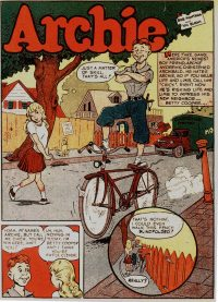 Large Thumbnail For Archie in Pep Comics