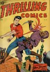 Cover For Thrilling Comics 56