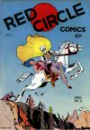 Cover For Red Circle Comics 4 (Sabu Contents)