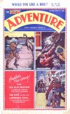 Cover For Adventure 554