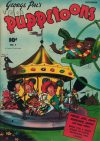 Cover For George Pal's Puppetoons 5
