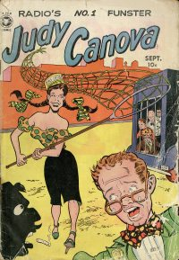 Large Thumbnail For Judy Canova #3