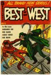 Cover For Best of the West 12