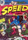 Cover For Speed Comics 30