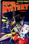 Cover For Super Mystery Comics v7 4