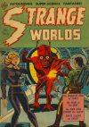 Cover For Strange Worlds 6