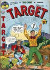 Cover For Target Comics v3 12