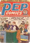 Cover For Pep Comics 67