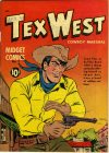 Cover For Midget Comics 2 Tex West