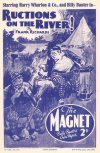 Cover For The Magnet 1644 Ructions on the River!