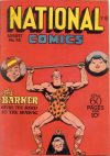 Cover For National Comics 55