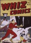 Cover For Whiz Comics 8 (paper/fiche)