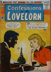 Large Thumbnail For Confessions of the Lovelorn #83