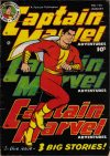 Cover For Captain Marvel Adventures 128
