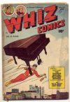 Cover For Whiz Comics 111