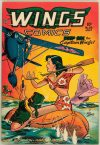 Cover For Wings Comics 83