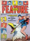 Cover For Feature Comics 112