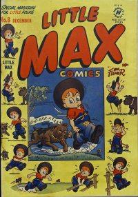 Large Thumbnail For Little Max Comics #8