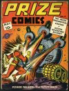 Cover For Prize Comics 3