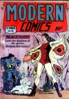 Cover For Modern Comics 78