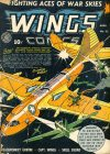 Cover For Wings Comics 32