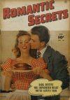 Cover For Romantic Secrets 10
