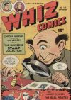 Cover For Whiz Comics 137