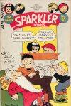 Cover For Sparkler Comics 90